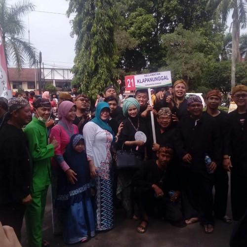 Helaran di Kabupaten Bogor