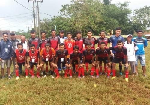 Tim Sepakbola u 20 Desa Bantarjati Masuk Grand final liga Nusantara
